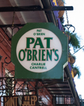 pat obriens in new orleans
